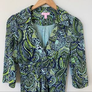 Lilly Pulitzer Master of the House Blayney Dress